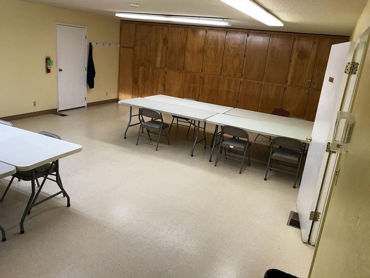 Classroom #2 (maximum of 50)