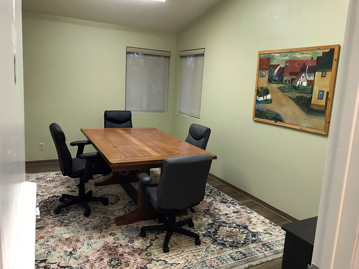 Conference Room (maximum of 8)